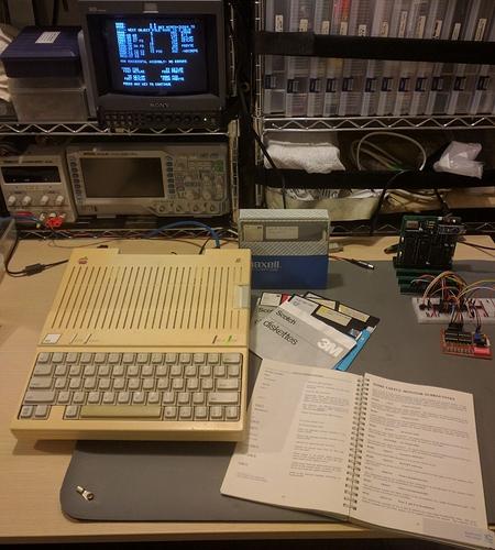 apple-ii-workstation