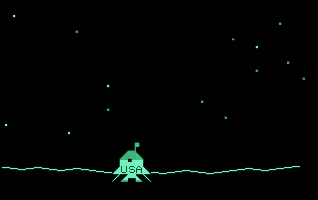 petscii-lunar-lander