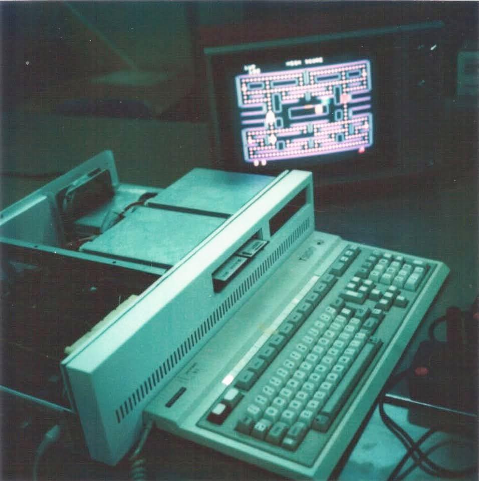 Atari1600-PacMan